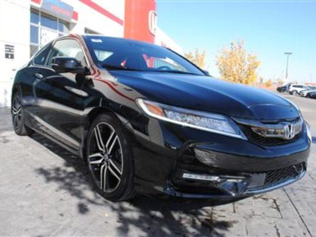 Used 2016 honda accord touring no accidents for Honda extended warranty cost 2016