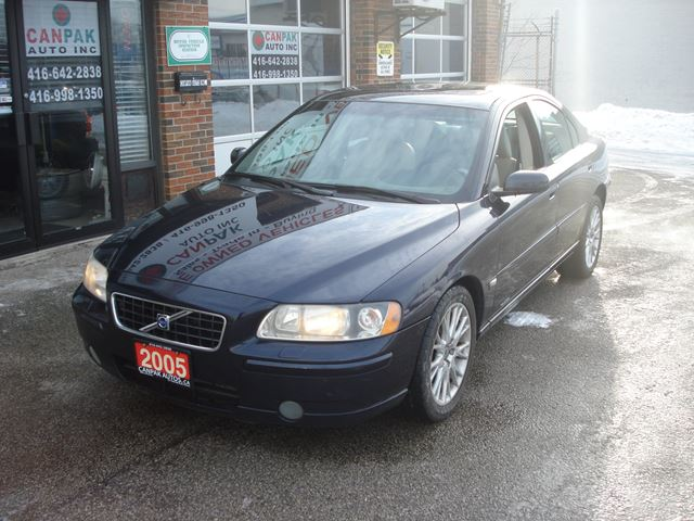 Used 2005 Volvo S60 2 50 2 5l Scarborough Wheels Ca