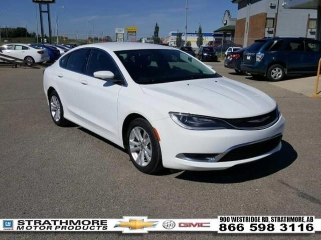 Used 2016 Chrysler 200 4 Cy Limited Strathmore