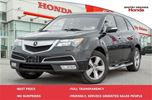 2010 Acura MDX Technology Package in Whitby, Ontario
