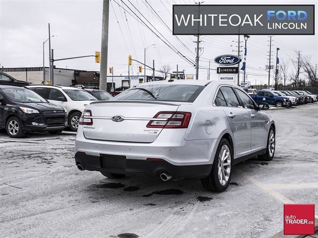 used 2016 ford taurus limited loaded extended warr factory certifi mississauga. Black Bedroom Furniture Sets. Home Design Ideas