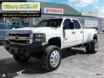 2008 Chevrolet Silverado 3500  *Dually. V8. Duramax Diesel. Back Up Cam* in Tilbury, Ontario