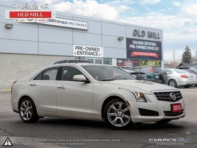 2013 CADILLAC ATS - Low Mileage in Toronto, Ontario