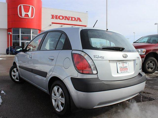 Used 2006 Kia Rio5 Ex Convenience At Calgary Wheels