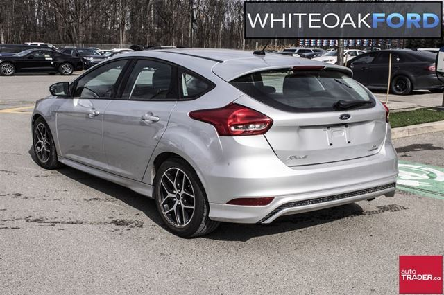 used 2015 ford focus i-4 cy se - mississauga | wheels.ca