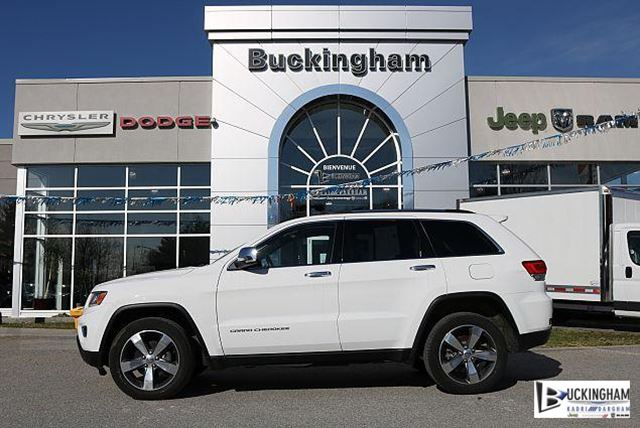 2016 JEEP Grand Cherokee Limited in Gatineau, Quebec