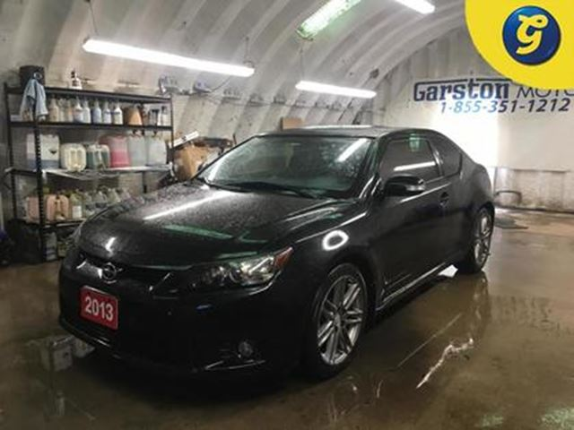 USED 2013 Scion TC 240 TCPANORAMIC MOON ROOFKENWOOD DOUBLE DIN