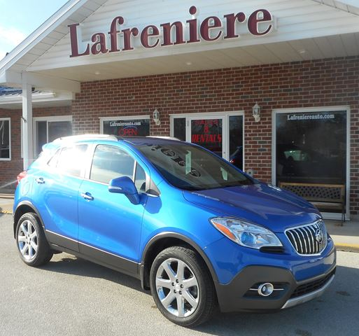 Used Buick Encore: USED 2014 Buick Encore 1.40 Leather - Stayner