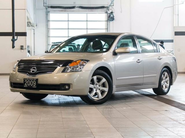USED 2009 Nissan Altima 2.50 2.5 SL - Kelowna | Wheels.ca