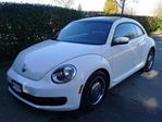 2012 Volkswagen New Beetle  Comfortline 2.5L 6sp at Tip in Richmond, British Columbia