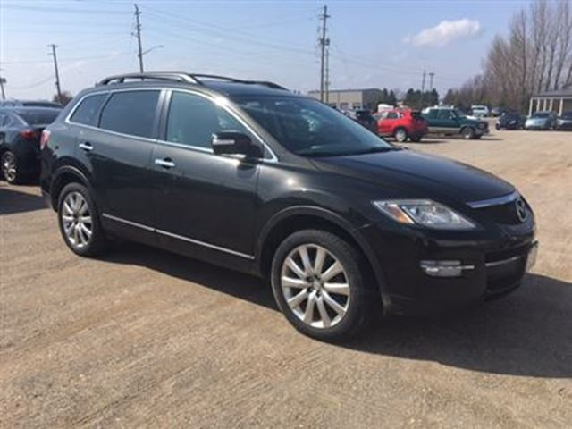 Used 2009 Mazda Cx 9 V 6 Cy Gt As Is Leather Roof Navi Orangeville