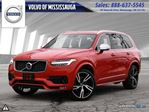 2017 Volvo XC90 T6 AWD R-Design LOW KM   NAV   Certified Pre-Owned in Mississauga, Ontario
