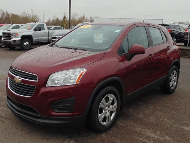 2013 CHEVROLET Trax LS in Charlottetown, Prince Edward Island