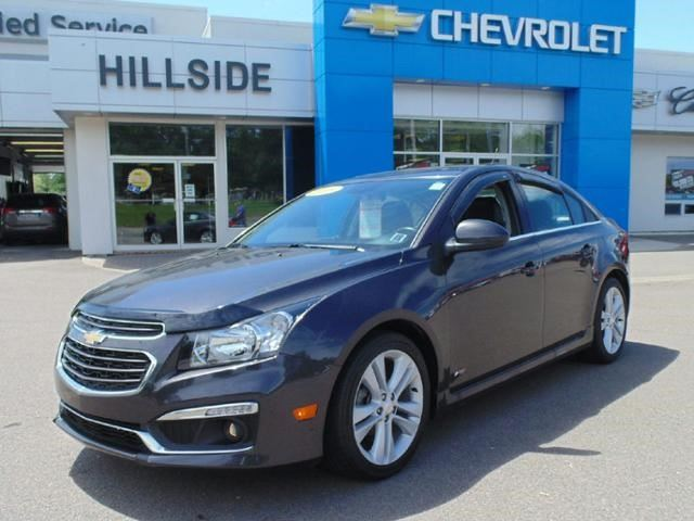 2015 CHEVROLET Cruze 2LT in Charlottetown, Prince Edward Island
