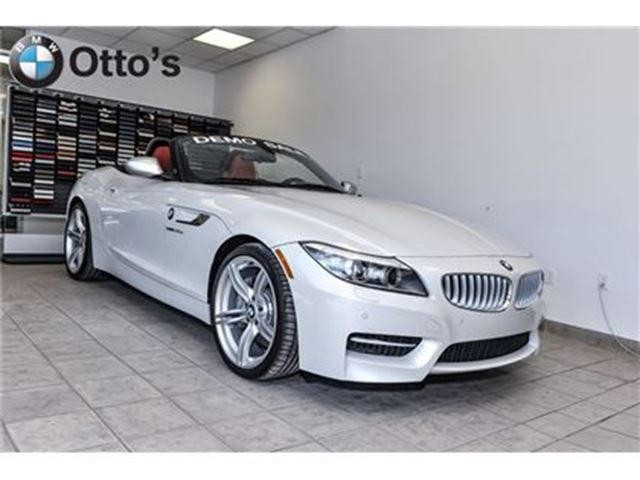 Used 2016 Bmw Z4 35is Roadster Ottawa Wheels Ca