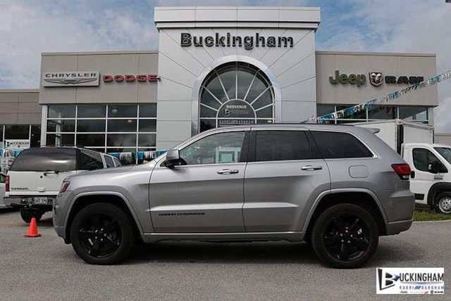 2015 JEEP Grand Cherokee Altitude in Gatineau, Quebec