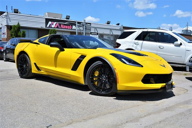 2015 CHEVROLET Corvette Z06 W Z07 Performance PKG ***SOLD*** in Brampton, Ontario