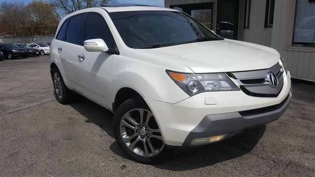 USED 2008 Acura MDX Technology Package - NAV! CAMERA! - Kitchener ...