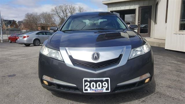 USED 2009 Acura TL Technology Package - NAV! BACK-UP CAM ...