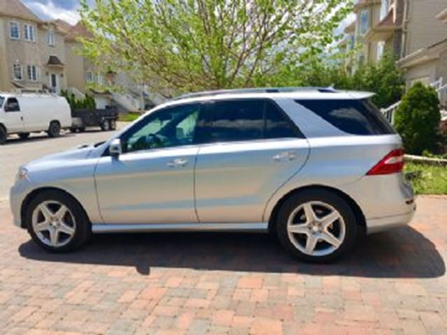 2013 mercedes benz m class ml350 diesel 4matic sport for Mercedes benz extended warranty prices