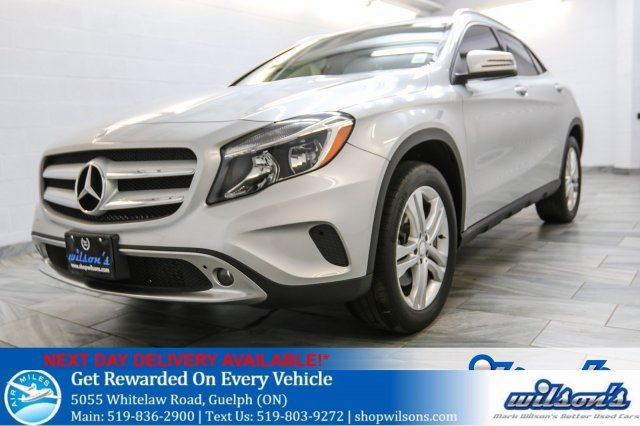New 2015 mercedes benz gla class gla 250 awd leather for 2015 mercedes benz gla class price
