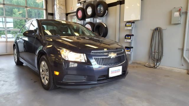 2014 Chevrolet Cruze 1LT in