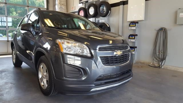 2015 Chevrolet Trax LT in
