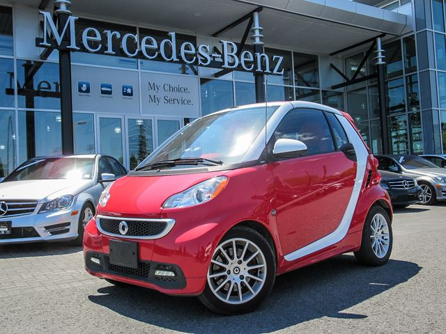 2013 SMART FORTWO passion cab in Ottawa, Ontario