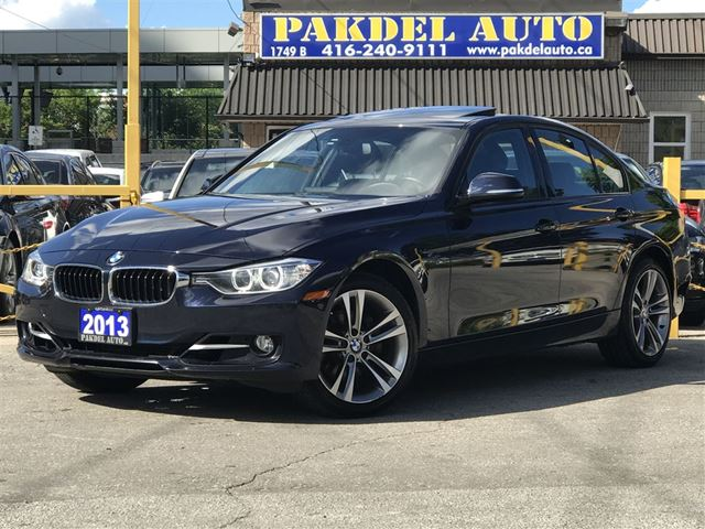 2013 BMW 3 Series 328 i i xDrive*SPORT LINE*LOW KM*NAVI*PARK ASSIST* in Toronto, Ontario