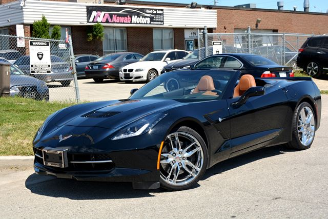 2016 CHEVROLET Corvette Z51 3LT***SOLD*** in Brampton, Ontario