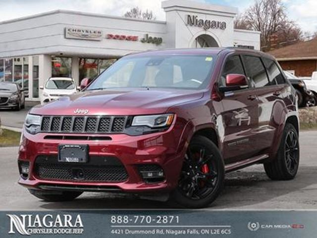 2017 Jeep Grand Cherokee Laguna Leather   19 SPEAKER SOUND in Niagara Falls, Ontario