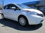 2014 Nissan Versa 1.6 SV BACK UP CAM, BLUETOOTH, A/C!!! in Kingston, Ontario