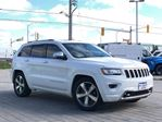2015 Jeep Grand Cherokee OVERLAND**4X4**LEATHER**NAV**PANO ROOF in Mississauga, Ontario