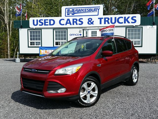 Ford Hawkesbury Used Cars