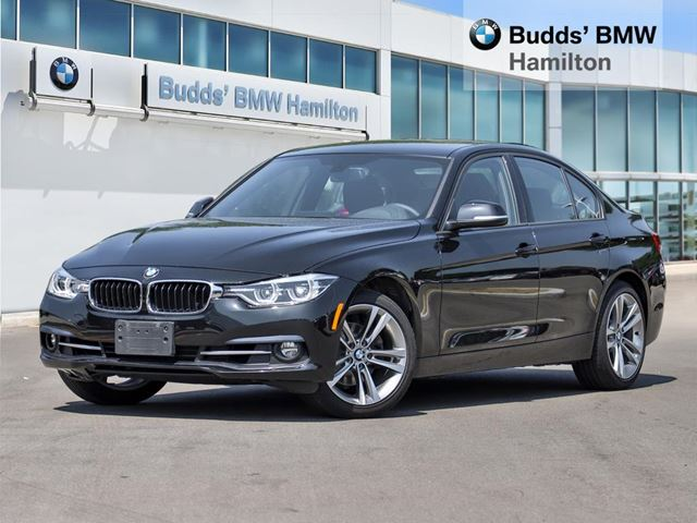 used 2018 bmw 330 i xdrive hamilton. Black Bedroom Furniture Sets. Home Design Ideas