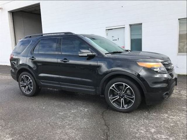 used 2015 ford explorer v 6 cy sport ottawa. Black Bedroom Furniture Sets. Home Design Ideas