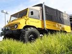 1962 Mercedes-Benz G-Class Unimog in Kamloops, British Columbia