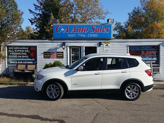 Used 2011 Bmw X3 3 00 Extra Clean Buy With Confidence Brampton
