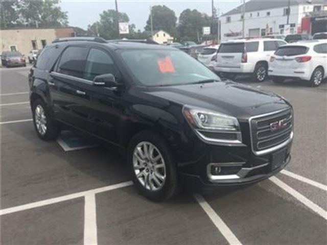 used 2016 gmc acadia slt 1 b w 160 cobourg. Black Bedroom Furniture Sets. Home Design Ideas