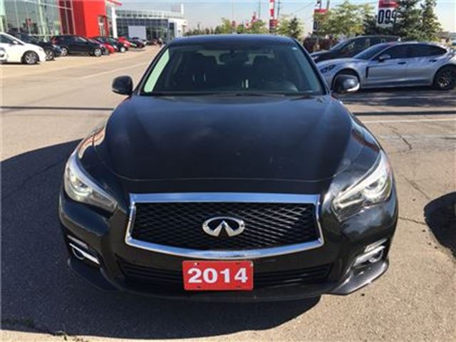 used 2014 infiniti q50 v 6 cy premium brampton. Black Bedroom Furniture Sets. Home Design Ideas