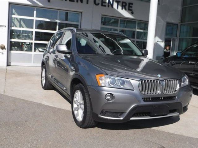 USED 2013 BMW X3 300 Technology
