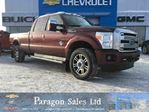 2015 Ford F-350  King Ranch in Langenburg, Saskatchewan