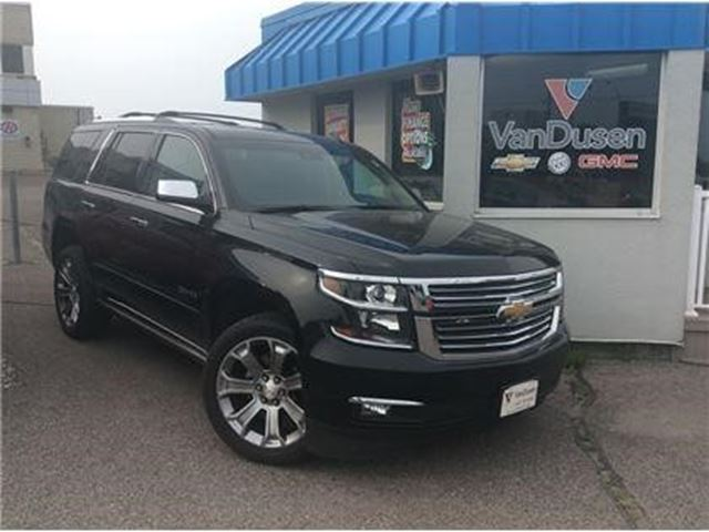Used 2017 Chevrolet Tahoe 8 Cy Premier Ajax Wheels Ca