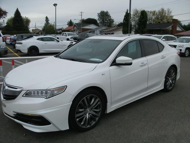 2016 ACURA TLX V6 Tech in Chateauguay, Quebec