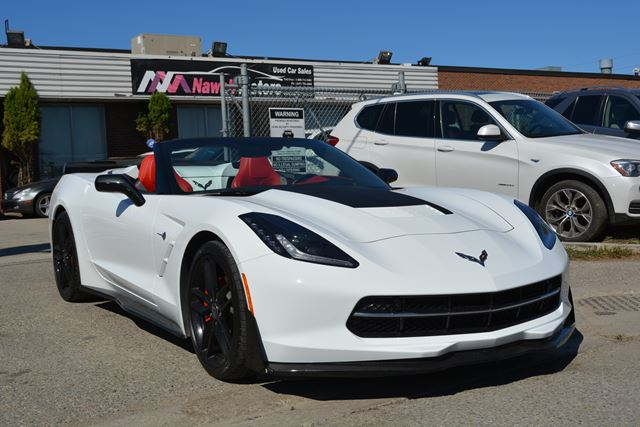 2016 CHEVROLET Corvette !!!SOLD!!! in Brampton, Ontario