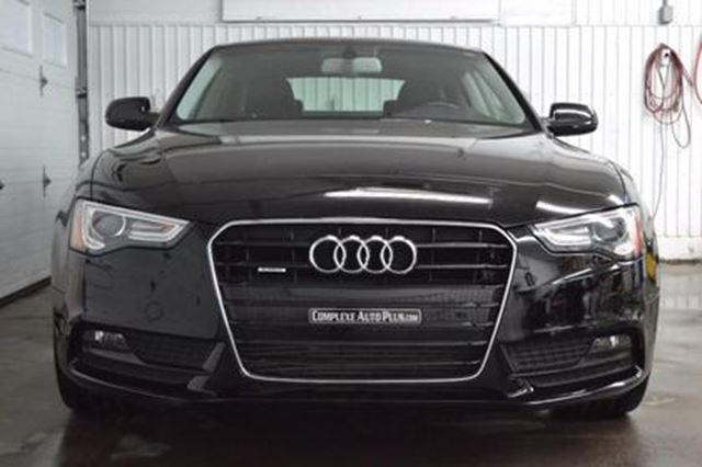 used 2014 audi a5 coupe 2 0t s line quattro manuelle 6 vit saint jerome. Black Bedroom Furniture Sets. Home Design Ideas