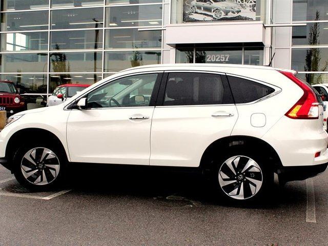 used 2015 honda cr v touring awd langley. Black Bedroom Furniture Sets. Home Design Ideas