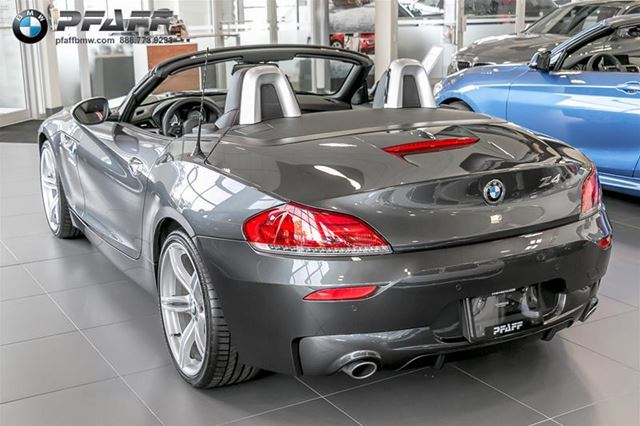 Used 2016 Bmw Z4 35is Mississauga Wheels Ca
