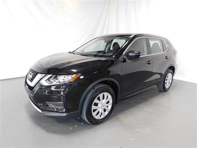 2017 Nissan Rogue S 4RM in