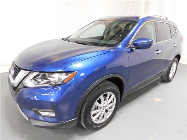 2017 Nissan Rogue SV 4RM in